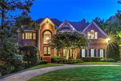 Marietta GA Single Family Home For Sale: $1,050,000