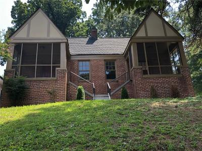 Atlanta Single Family Home For Sale: 960 Byron Drive