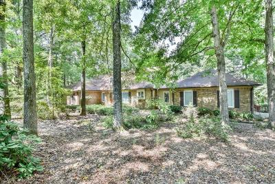 Fayetteville Single Family Home For Sale: 503 County Line Road Road