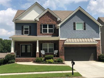 Buford Single Family Home For Sale: 5581 Creek Dale Way