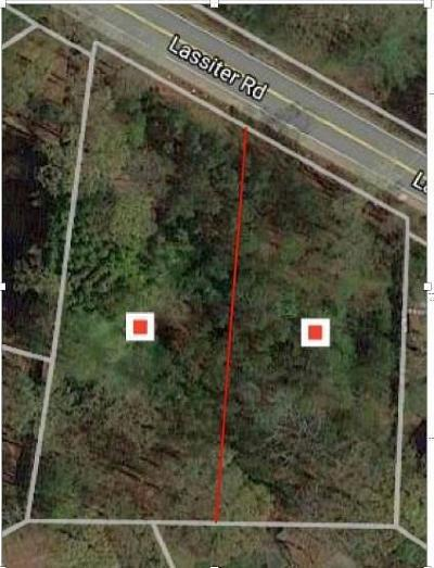 Marietta Residential Lots & Land For Sale: 2991-A Lassiter Road
