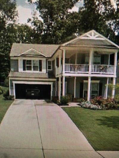 Roswell Single Family Home For Sale: 1026 Applegate Drive