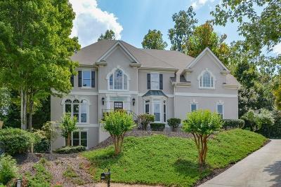 Smyrna Single Family Home For Sale: 2262 Vinings Cove SE