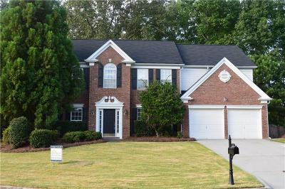 Johns Creek Single Family Home For Sale: 740 Henley Court