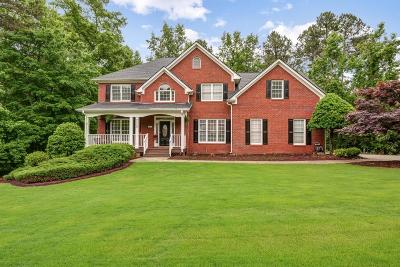 Grayson Single Family Home For Sale: 2605 Amberbrook Lane