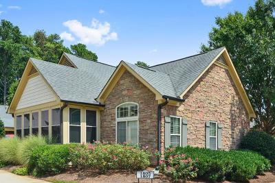 Kennesaw Condo/Townhouse For Sale: 120 Chastain Road NW #1807