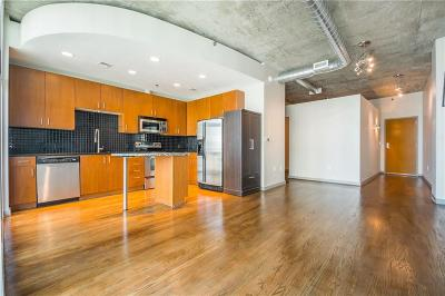Condo/Townhouse For Sale: 943 Peachtree Street NE #1303