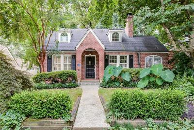 Peachtree Park Single Family Home For Sale: 787 Martina Drive