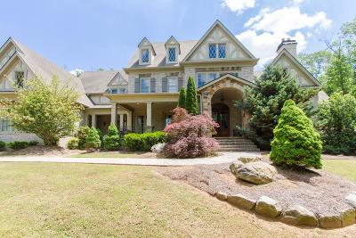Roswell Single Family Home For Sale: 5021 Heatherwood Court