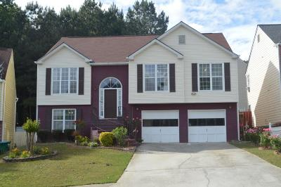 Lilburn Single Family Home For Sale: 5245 Harbins Point Lane NW