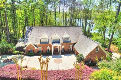 Single Family Home For Sale: 120 Ridgemont Trace