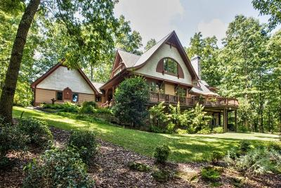 Cherokee County Single Family Home For Sale: 2155 Purcell Lane