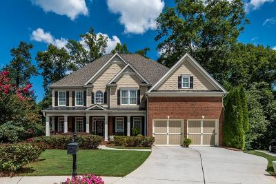 Lawrenceville Single Family Home For Sale: 1016 Shady Spring Court