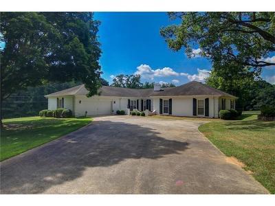 Covington Single Family Home For Sale: 7152 Martin Street SE