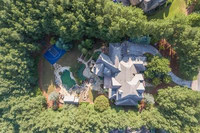Barrow County, Gwinnett County, Hall County, Forsyth County, Newton County, Walton County Single Family Home For Sale: 848 Big Horn Hollow
