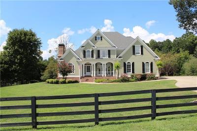 Cumming Single Family Home For Sale: 8345 Hurakan Creek Crossing