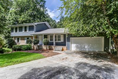 Single Family Home For Sale: 3707 Womack Road