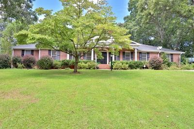 Sandy Springs Single Family Home For Sale: 1494 Spalding Drive
