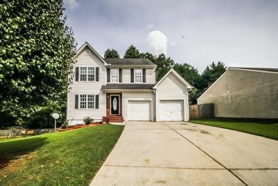 Lawrenceville Single Family Home For Sale: 1081 Chase Creek Court