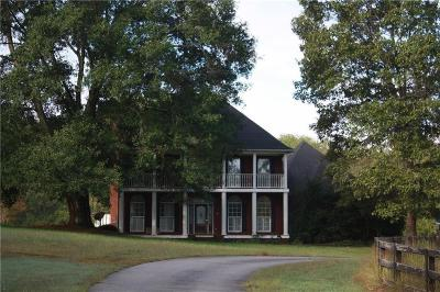 Bartow County Single Family Home For Sale: 175 Tom Jones Road
