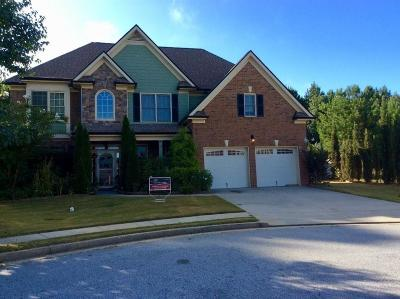 Loganville Single Family Home For Sale: 801 Arbor Way