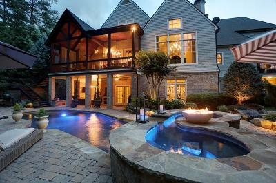 Suwanee Single Family Home For Sale: 923 Little Darby Lane