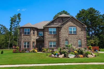 Lithonia Single Family Home For Sale: 3586 Heritage Estates
