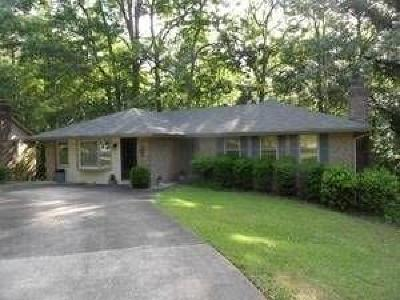 Mableton Single Family Home For Sale: 5111 Cavalier Drive SE