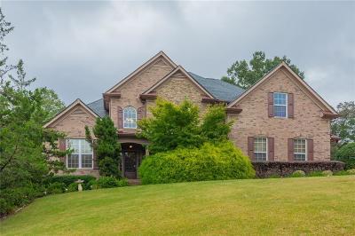 Villa Rica Single Family Home For Sale: 4910 Longridge Drive