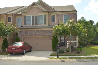 Alpharetta  Condo/Townhouse For Sale: 1250 Township Circle