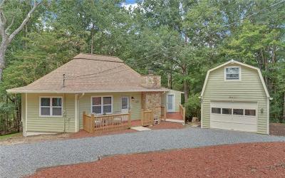 Ellijay Single Family Home For Sale: 426 Shenendoa Drive