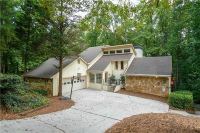 Sandy Springs Single Family Home For Sale: 775 River Gate Drive