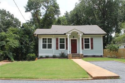 Atlanta Single Family Home For Sale: 1467 Woodbine Avenue SE