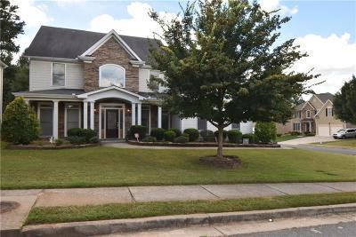 Lawrenceville Single Family Home For Sale: 1641 Heatherglade Lane