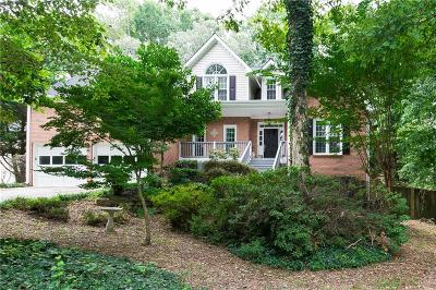 Single Family Home For Sale: 6142 Pritchett Drive