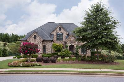 Canton Single Family Home For Sale: 104 Brightmoor Court