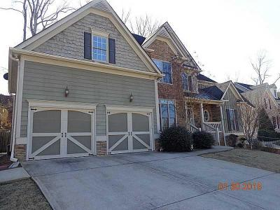 Acworth Single Family Home For Sale: 5403 Hedge Creek Lane NW