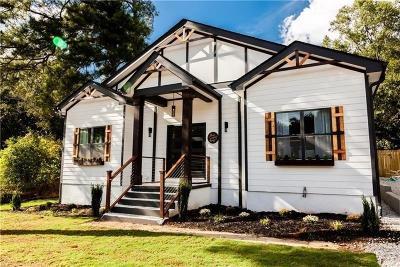 Atlanta Single Family Home For Sale: 2936 Glenwood Avenue SE