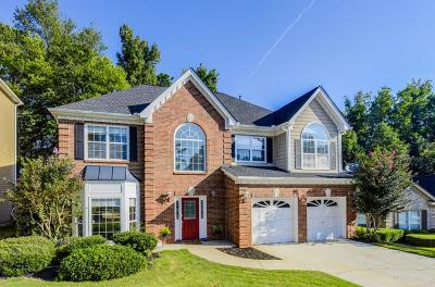 Roswell Single Family Home For Sale: 1515 Elgaen Place Drive