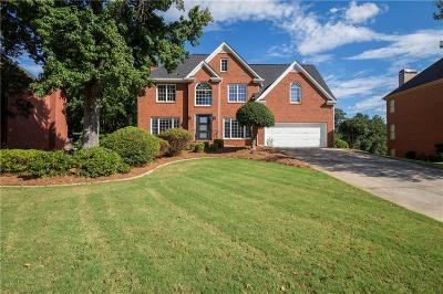 Mableton Single Family Home For Sale: 4683 Heritage Lakes Court SW