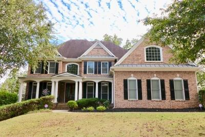 Mableton Single Family Home For Sale: 1408 Oakridge View Drive