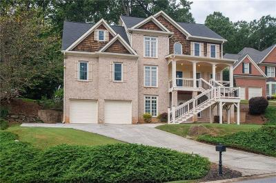 Suwanee Single Family Home For Sale: 5120 Dorset Lane