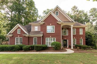 Norcross Single Family Home For Sale: 256 Dogwood Walk Lane