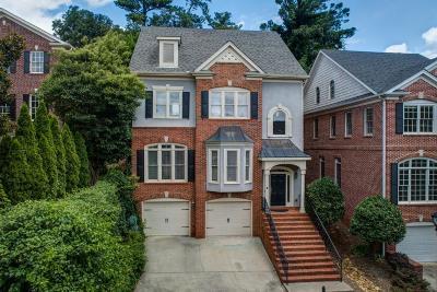 Atlanta Single Family Home For Sale: 2694 Lenox Road NE #14