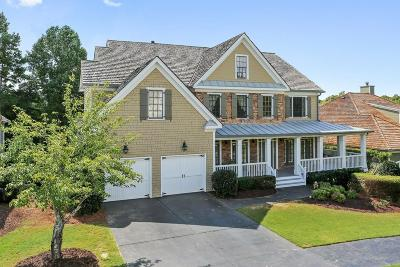 Dawson County Single Family Home For Sale: 114 River Sound Lane
