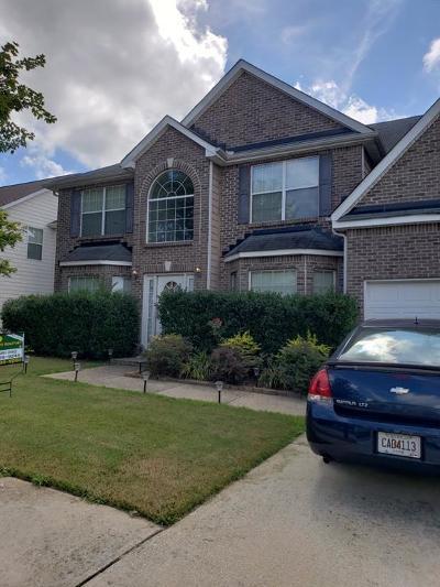 Ellenwood Single Family Home For Sale: 3737 Fremont Drive