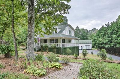 Talking Rock Single Family Home For Sale: 1040 Old Pleasant Valley Road