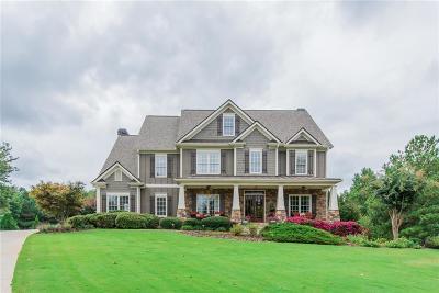 Cherokee County Single Family Home For Sale: 132 Savanna Estates Drive