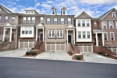 Atlanta Condo/Townhouse For Sale: 2540 Sibley Drive NE