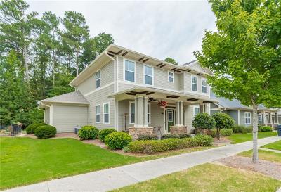 Grayson Single Family Home For Sale: 48 Mission Oak Drive